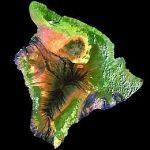 Hawai'i Island Mile Markers (Map)