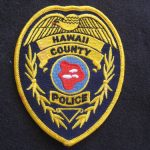 Police report that a month-long drug investigation in Keauhou Bay results in the arrest of Samuel Keohokapu