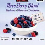(RECALL) Costco recalls frozen berries over possible Hepatitis A contamination